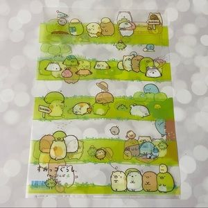 Sumikko Gurashi Clear File